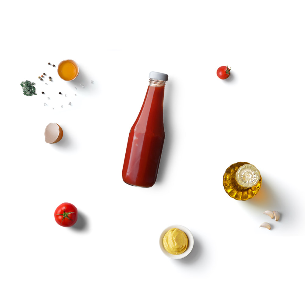 Feinkost Ketchup Tomate